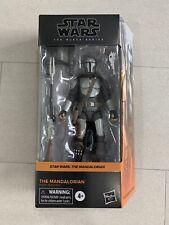 Star Wars Black Series Mandalorian Beskar Armor 6 Inch Action Figure New In Box