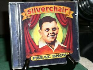 SILVERCHAIR ~~  FREAK SHOW CD  [BRAND NEW SEALED}