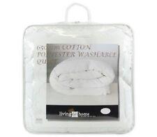 650GSM Winter Weight Microfibre Quilt Doona Duvet Cotton Cover-Super King