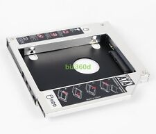 2nd HD SSD SATA Hard Drive Caddy for DELL Inspiron 15R SE 7520 N5010 N5110 M5010
