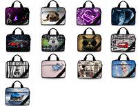 "14 "" portatile a tracolla Corriere BORSA CUSTODIA 4 HP Pavilion x360 14-ba055sa"