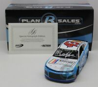 BUBBA WALLACE #43 2018 AUTOGRAPHED NASCAR RACING EXPERIENCE 1/24 NEW FREE SHIP