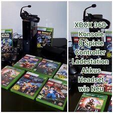 Xbox 360 E 500GB Sammlung