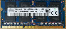 New Hynix 8GB 1600 Mhz DDR3L Laptop RAM  PC3L-12800S Low Voltage