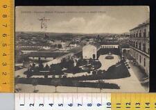17403] VERONA - OSPEDALE MILITARE PRINCIPALE - GIARDINO INTERNO _ 1916