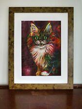 The Cheshire Cat Art Print