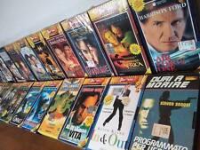 50 VHS + lettore x video cassette