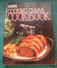 Australian Womens Weekly Cooking Class Cookbook Very Good Condition