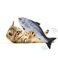Pet Kitty Künstliche elektrische Fischspielzeug Cat Teaser Für Cat Catfish /