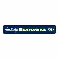 Fremont Die 92314 Plastic Street Sign Seattle Seahawks