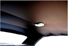 1969 Chevelle Coupe Headliner w/Extra Sailpanel Vinyl Black Perforated Vinyl