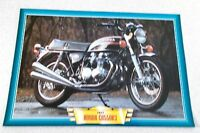 HONDA CB550 K3 CB 550 VINTAGE CLASSIC MOTORCYCLE BIKE 1970'S PRINT PICTURE 1977