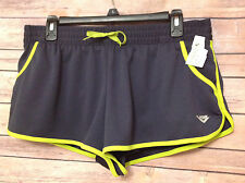 PONY RUNNING SHORTS W BUILT IN LINER / POCKETS  XL NEW NWT WOMENS JRS