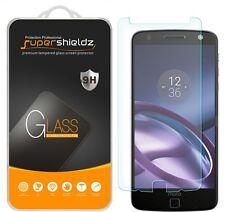 3X Supershieldz Motorola Moto Z Droid Tempered Glass Screen Protector Saver