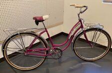 1960s Schwinn Starlet Girls Purple Bicycle