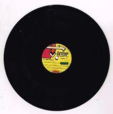 "10"" dubplate : 4 TRACKS (MAJOR CHRISTIE-sound of  god)    (hear)  digi reggae"