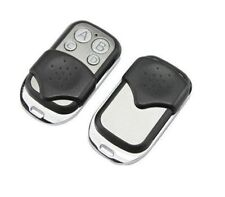 Universal Cloning Key Fob Remote Control for Garage Doors Electric Gate cars ETC