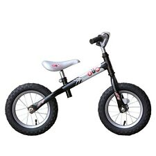 ZUM-SX Metal Balance / Push Bike - New - Childrens/Kids - Black & Grey