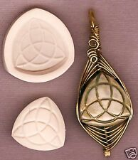 Celtic Design Polymer Clay Push Mold 0 S/H AFTER FIRST ITEM