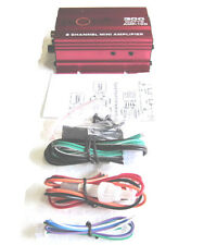 Golf Cart stereo kit, speakers, audio amplifier, cables for MP3, CD, FM, IPOD et