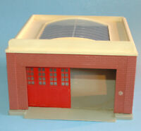 DINKY SUPERTOYS Meccano England 1961 original #954 FIRE STATION KIT plastic KIT