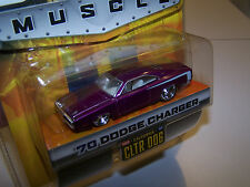 Jada Toys Wave 1 Dub City 2004 Big Time Muscle '70 Dodge Charger - CLTR 006