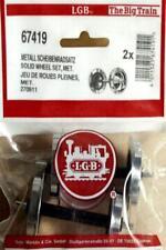 LGB 67419 G - Metall- Scheibenradsatz NEU & OvP