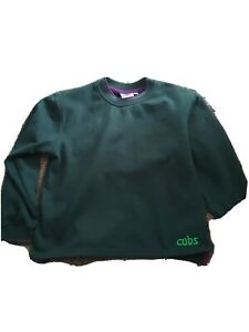 Cub scout jumper (size 30)