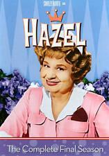 Hazel: The Complete Final Season (Dvd, 2014, 4-Disc Set) New