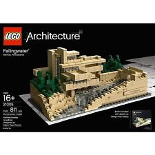 LEGO Architecture Fallingwater (21005) New SEALED (811 PCS)