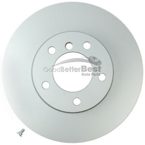 One New Pagid Disc Brake Rotor Front 355123002 34116792219 for BMW