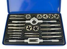 """Whitworth Tap and Die Set BSW 23pc British Standard Whitworth WW Whit 1/8 - 1/2"""""""