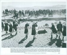 1977 March or Die Terence Hill Gene Hackman  Original Press Photo