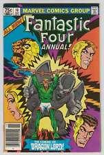 L9891: Fantastic Four Annual #16, Vol 1, NM Condition