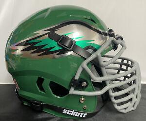 Philadelphia Eagles Custom Full Size Authentic Schutt Vengeanc Football Helmet !