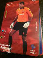 Football Champions - 2002-03 - Roma - Francesco Antonioli