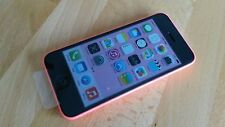 Apple iPhone 5c   - 16GB  -   ohne Simlock    -   in PINK - WIE NEU !!!