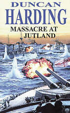 Harding, Duncan, Massacre at Jutland (Severn House Large Print), Very Good Book