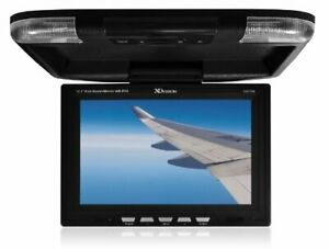 XO Vision GX2156B 12.2-Inch Wide Screen Overhead Monitor with Built-in DVD Pl...