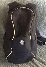 CRUMPLER Black/Cream SHEEP SCARER Medium Padded Backpack Bag-VERY NICE