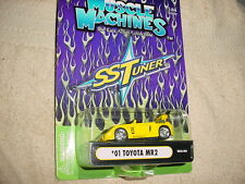 MUSCLE MACHINES T03-06 SS TUNER '01 TOYOTA MR2 YELLOW FREE USA SHIP
