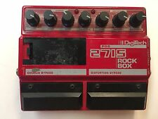 Digitech DOD PDS-2715 Rock Box Chorus / Distortion Vintage Guitar Effect Pedal