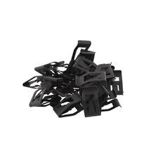 10x Auto Car Front Console Dash Dashboard Trim Metal Retainer Gadget Accessories