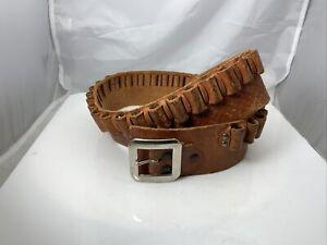 Vintage Bullet Belt