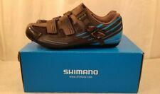 Shimano Mens Rp3 Road Cycling Shoe - Size EU 44 US 9.7 - White