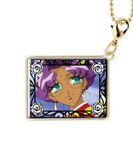 Revolutionary Girl Utena Metal Goods Collection Anthy Charm Keychain Strap