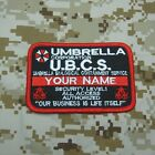 New Custom name tapes Resident Evil Umbrella Corporation Patch B3490