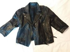 real soft leather jacket miss Selfridges