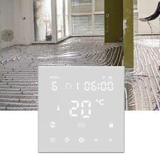 LCD Digital Thermostat Raumthermostat Fußbodenheizung Raumtemperaturregler Neu