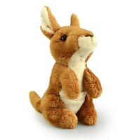 LIL FRIENDS KANGAROO PLUSH SOFT TOY 14CM STUFFED ANIMAL BY KORIMCO